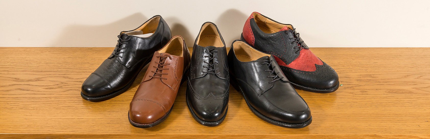 Men's Shoes at Foot Solutions