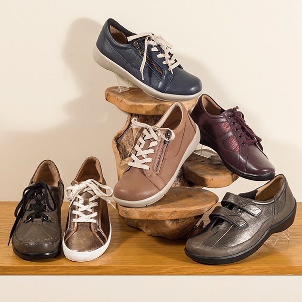 Women's Shoes at Foot Solutions