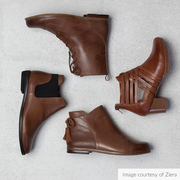 Ziera Shoes available at Foot Solutions